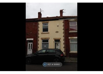 Thumbnail 2 bed terraced house to rent in Devon Street, Blackpool