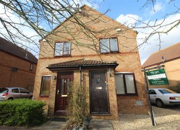 Thumbnail 2 bedroom semi-detached house to rent in Isaacson Drive, Wavendon Gate, Milton Keynes, Buckinghamshire