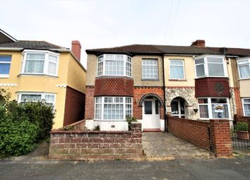 Thumbnail 3 bed semi-detached house to rent in Grange Crescent, Gosport