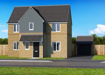 "Thumbnail 3 bed property for sale in ""The Blackthorne"" at Arnold Lane, Gedling, Nottingham"