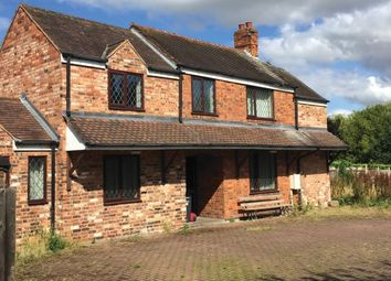 Thumbnail 3 bed detached house for sale in Tamworth Road, Polesworth, Near Tamworth, Warwickshire