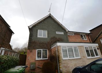 Thumbnail 3 bed semi-detached house to rent in Rushes Road, Petersfield