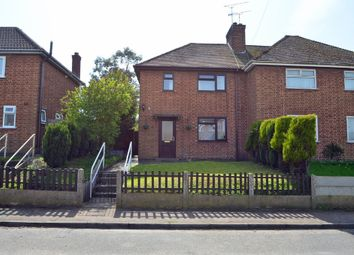 Thumbnail 2 bed semi-detached house for sale in Cross Street, Long Lawford, Rugby