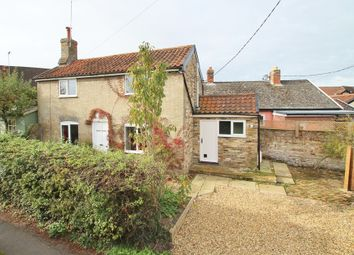 Thumbnail 2 bed cottage for sale in Woolpit, Bury St Edmunds, Suffolk