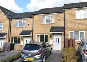 Thumbnail 2 bed terraced house for sale in Hawthorn Close, Keighley, West Yorkshire