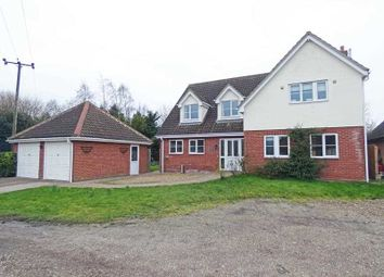 Thumbnail 5 bed detached house for sale in Nuttery Vale Close, Hoxne, Eye
