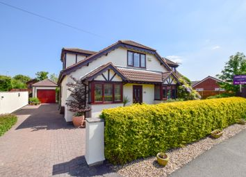 Thumbnail 4 bed detached house for sale in Quayside, Little Neston