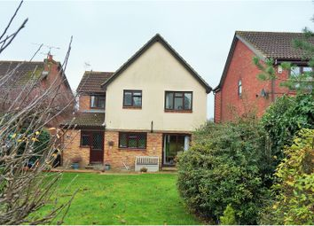 Thumbnail 4 bedroom detached house for sale in Goldthorpe Gardens, Lower Earley, Reading