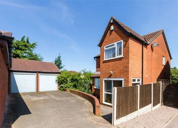 Thumbnail 4 bed detached house for sale in Charles Avenue, Essington, Wolverhampton, Staffordshire