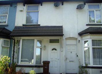 Thumbnail 3 bedroom terraced house to rent in Bushbury Lane, Bushbury, Wolverhampton