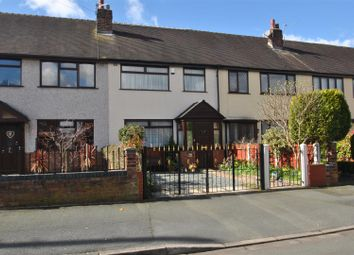 Thumbnail 3 bed mews house for sale in Irwell Road, Warrington