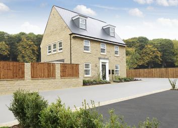 """Thumbnail 5 bedroom detached house for sale in """"Maddoc"""" at Huddersfield Road, Wyke, Bradford"""