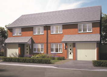 Thumbnail 3 bedroom semi-detached house for sale in Grove Lane, Stonehouse, Gloucestershire