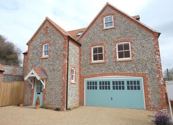 Thumbnail 3 bedroom detached house to rent in Wells Road, Wells-Next-The-Sea