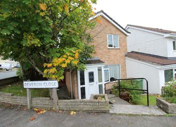 Thumbnail 3 bed link-detached house for sale in Deveron Close, Plympton, Plymouth