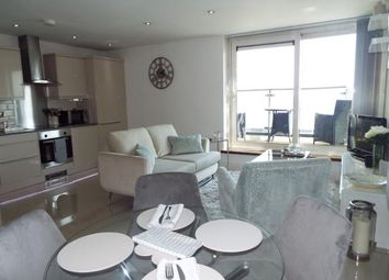 Thumbnail 2 bed flat for sale in Breakwater House, Ferry Court, Cardiff, Caerdydd