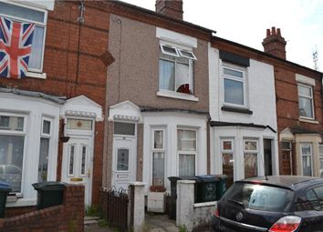 Thumbnail 3 bedroom terraced house for sale in Widdrington Road, Coventry, West Midlands