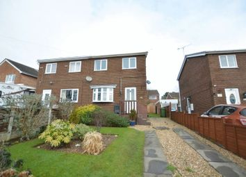 Thumbnail 3 bed semi-detached house for sale in Valley View Drive, Bottesford, Scunthorpe
