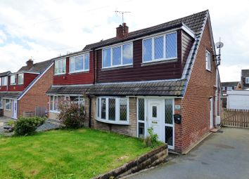 Thumbnail 3 bed semi-detached house for sale in Goodwood Avenue, Kippax