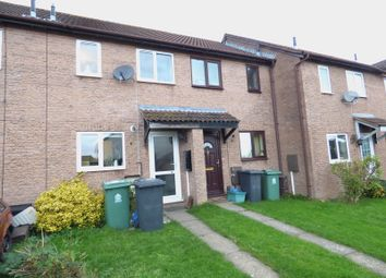 Thumbnail 2 bed terraced house for sale in Casey Close, Gloucester