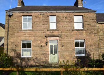 Thumbnail 4 bed end terrace house to rent in Cromford Road, Wirksworth, Matlock