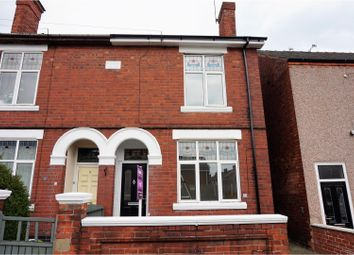 Thumbnail 3 bed end terrace house for sale in Main Road, Leabrooks