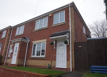 Thumbnail 3 bed end terrace house for sale in The Gullet, Polesworth, Tamworth
