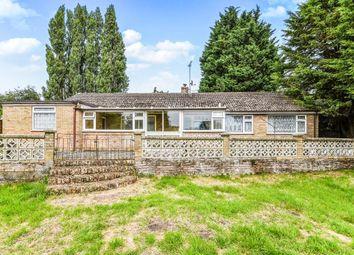 Thumbnail 3 bed detached bungalow for sale in Church Road, Ten Mile Bank, Downham Market