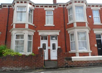 Thumbnail 3 bedroom flat to rent in Trewhitt Road, Heaton, Newcastle Upon Tyne