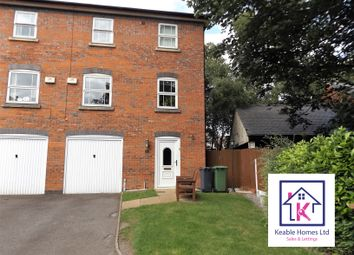 4 bed town house to rent in Drayman Close, Walsall, West Midlands WS1