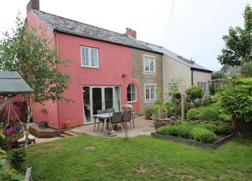 Thumbnail 4 bed cottage for sale in Farm Road, Ruardean Woodside, Ruardean
