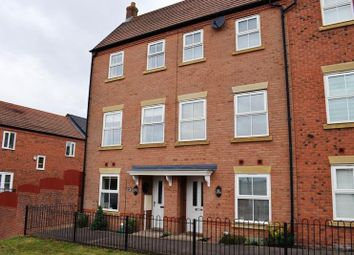 Thumbnail 3 bedroom mews house for sale in Larch Close, Nuneaton