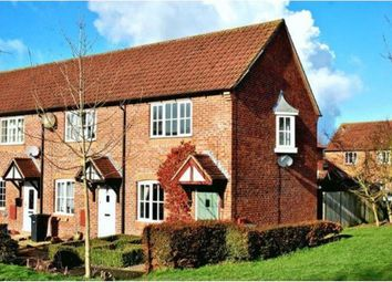 Thumbnail 2 bed end terrace house for sale in Bridus Mead, Blewbury, Didcot
