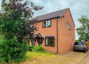 Thumbnail 2 bed semi-detached house to rent in Maple Drive, Bassingham, Lincoln