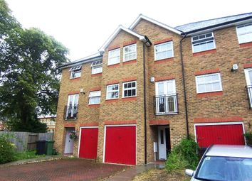 Thumbnail 4 bed terraced house for sale in Horton Crescent, Epsom