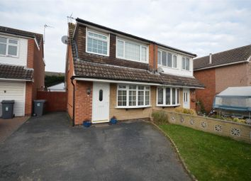 Thumbnail 3 bed semi-detached house for sale in Alnwick Drive, Moreton, Wirral