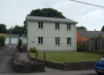 Thumbnail 4 bed detached house to rent in St. Anns Chapel, Gunnislake