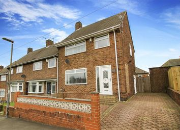 Thumbnail 3 bed semi-detached house for sale in Hodkin Gardens, Gateshead, Tyne And Wear