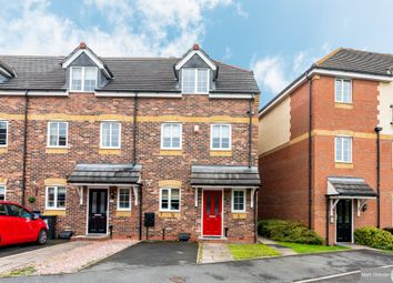 Thumbnail 4 bed town house for sale in Birchfield Close, Tamworth