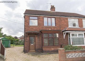 Thumbnail 3 bedroom property for sale in Maple Tree Close West, Scunthorpe