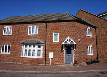 Thumbnail 3 bed terraced house for sale in Brampton Field, Aylesford