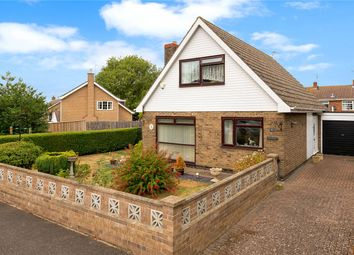 3 bed detached bungalow for sale in St Benedicts Close, Cranwell Village, Sleaford, Lincolnshire NG34