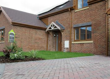 Thumbnail 4 bed detached bungalow for sale in Glanfryn Court, Drefach, Llanelli