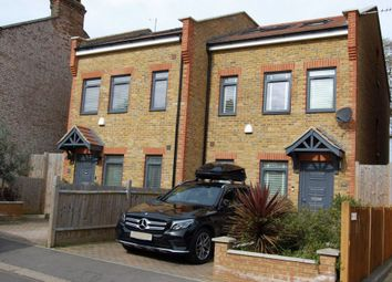 Thumbnail 3 bed semi-detached house for sale in Prospect Road, Woodford Green