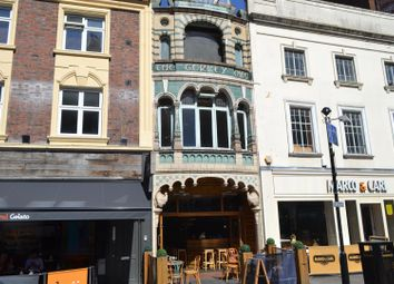 Thumbnail Leisure/hospitality to let in Granby Street, Leicester