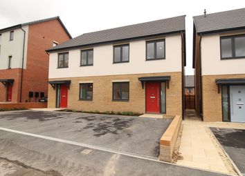 Thumbnail 3 bedroom semi-detached house for sale in Sorby Row, Waverley, Rotherham, South Yorkshire