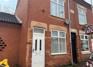 Thumbnail 3 bed terraced house to rent in Beaumanor Road, Leicester