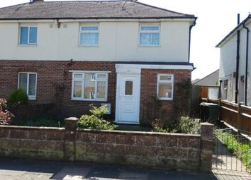 Thumbnail 3 bed semi-detached house for sale in Knoll Crescent, Eastbourne