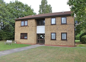 Thumbnail 1 bed flat to rent in Penney Close, Wigston, Leicester