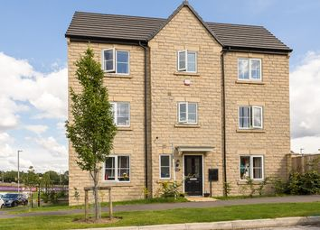 Thumbnail 4 bed town house for sale in Maple Gardens, Leeds